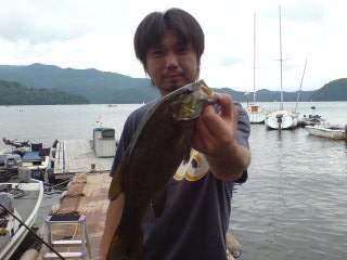 20090808 英明 一撃