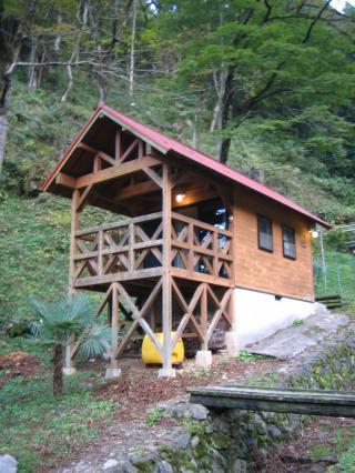 質志キャンプ場