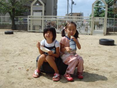 2008.9.20 保育園 クラス会④