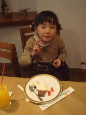 2008.12.19 クリスマスランチパーティー⑤ お料理