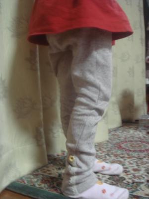 2008年12月 スカートとスパッツ2