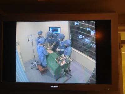 キッザニア 手術室1