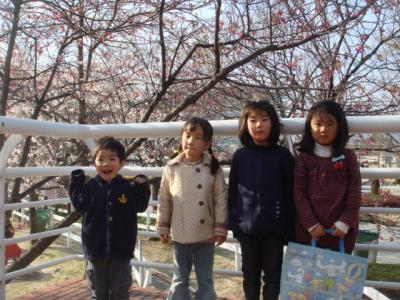 2009.3 阪神仁川競馬場2