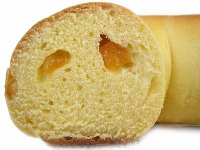 JUNOESQUE BAGEL--マンゴーとオレンジのベーグル(8月限定)。
