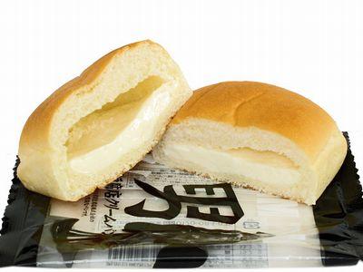 Pasco--男前豆腐店クリームパン。