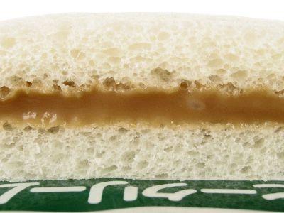ヤマザキ--ランチパック コーヒークリーム。