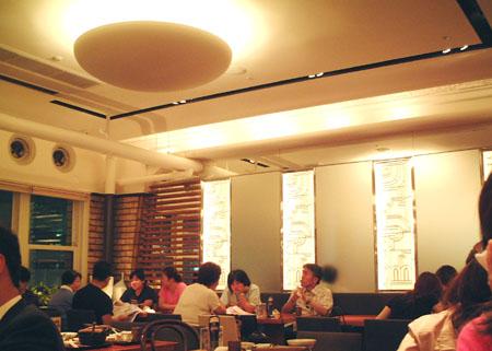 阪急百貨店 旧食堂