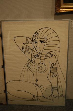 北野百周年記念講演で描いたイラスト