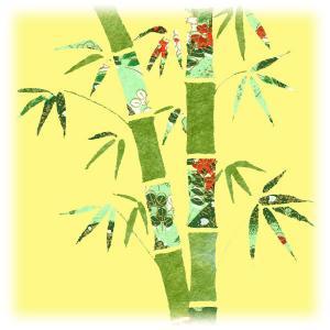 年賀状 竹