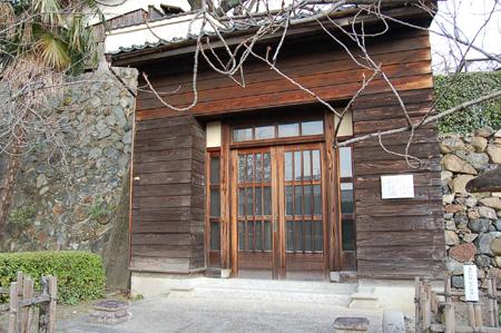 池田文庫旧玄関