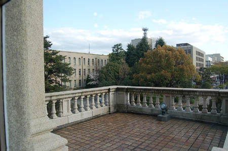 京都府庁旧本館