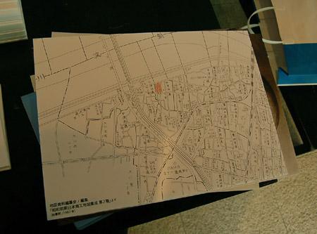 大阪石綿地図