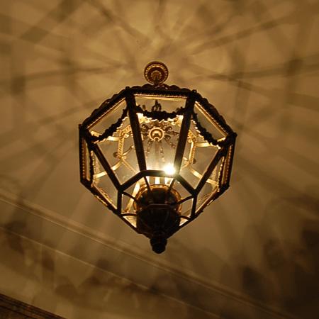 石原時計店照明