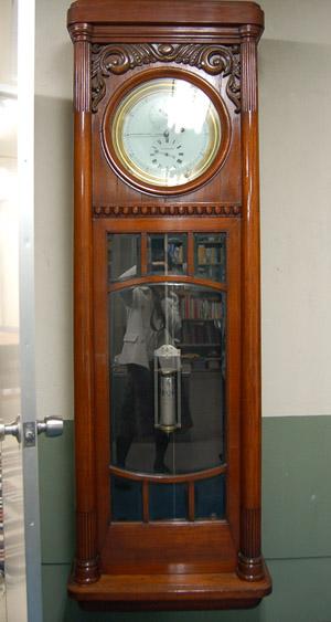 石原時計店 柱時計