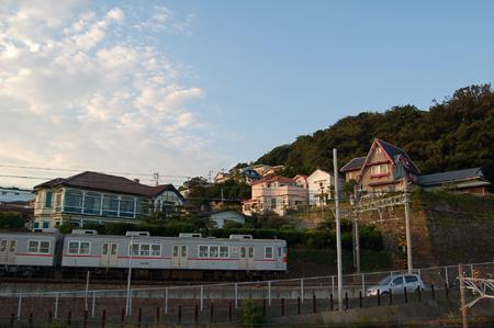 グッケンハイム邸(遠景)