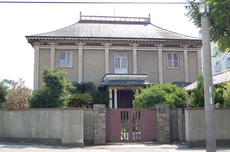 旧ジョネス邸