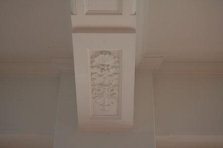 美章園温泉ホールb装飾