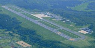 秋田空港写真