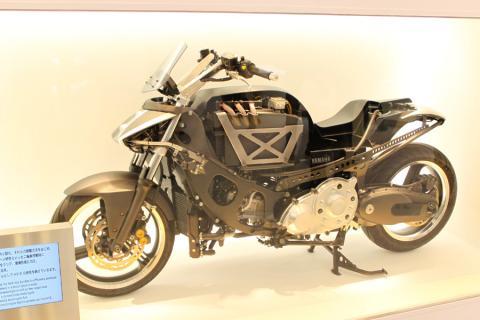 ハイブリッドバイクHV-X