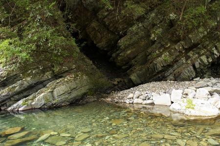 美霞洞溪谷