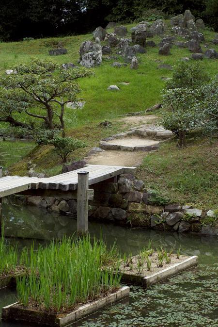 栗林公園 小普陀
