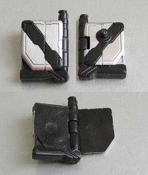 ライドブッカー:ブックモード