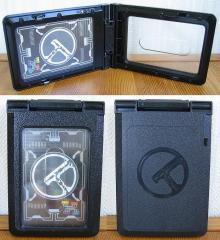 DX電王ベルト付属パス:カード挿入前