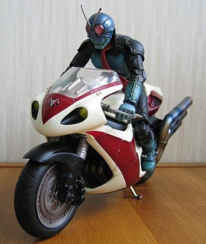 S.I.C.VOL.46 仮面ライダー1号&サイクロン(仮面ライダー THE FIRST)