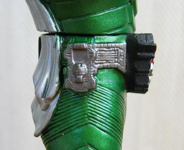 右腰:マキシマムスロット