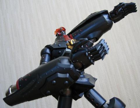 超合金魂 GX-48 ビッグオー