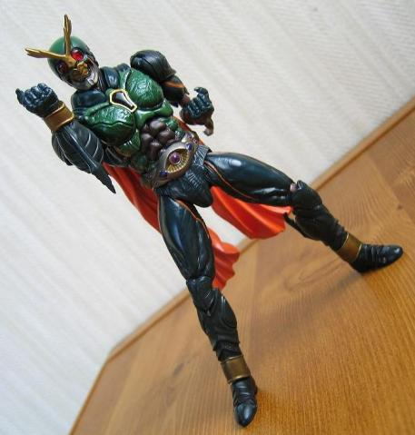S.H.Figuarts アナザーアギト