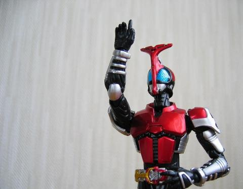 S.H.Figuarts 仮面ライダーカブト