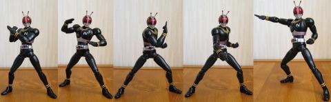 仮面ライダー、BLACK!!