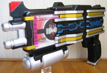 変身装填銃 DXディエンドライバー