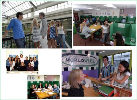 ニュージーランド 語学学校 Worldwide School of English