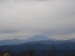 大岳からの富士山