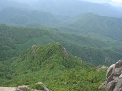 山頂からの景色④