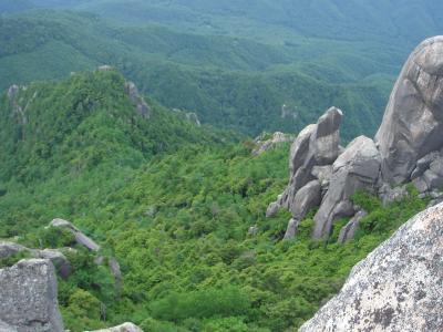 山頂からの景色⑤