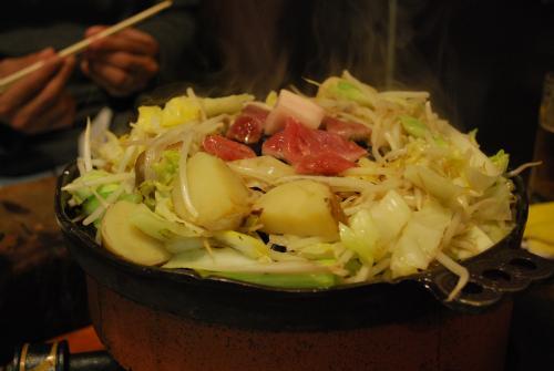 ケケレ_生ラムと野菜