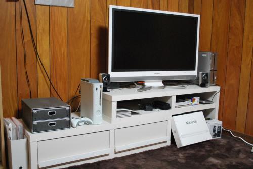 TVボード_AQUOS