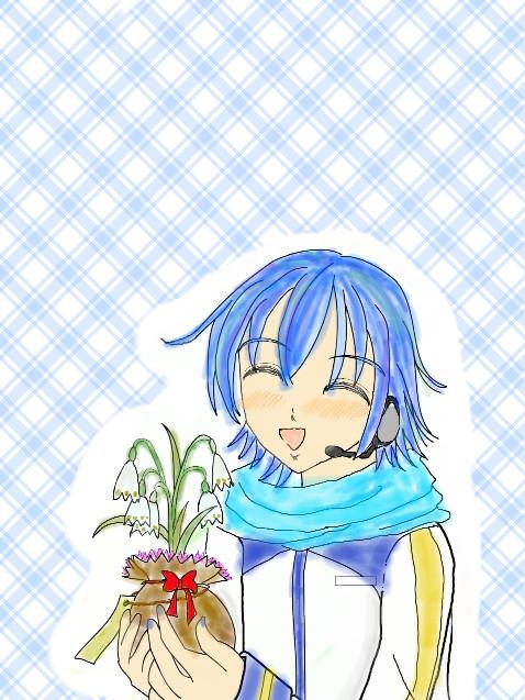 スノーフレーク(誕生花)