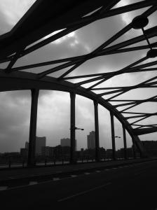 丸子橋煽り