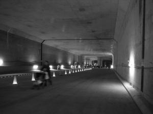 トンネル、トンネル