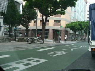 沖縄旅行 バスレーン