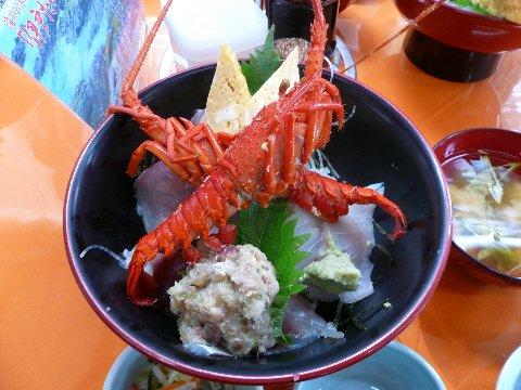 10・25海鮮丼