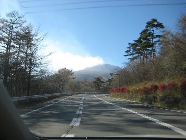 21浅間山
