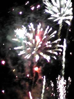 八幡浜の花火