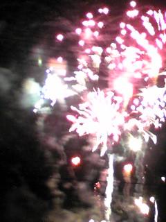 八幡浜の花火3