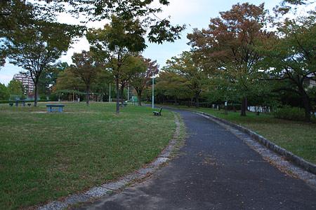 茶屋ヶ坂公園-3