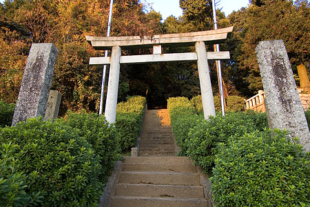 小牧山八幡神社